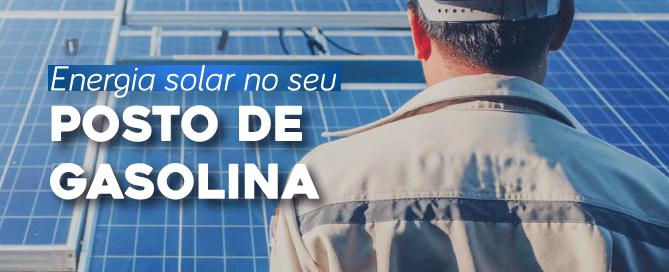 energia solar no seu posto de gasolina