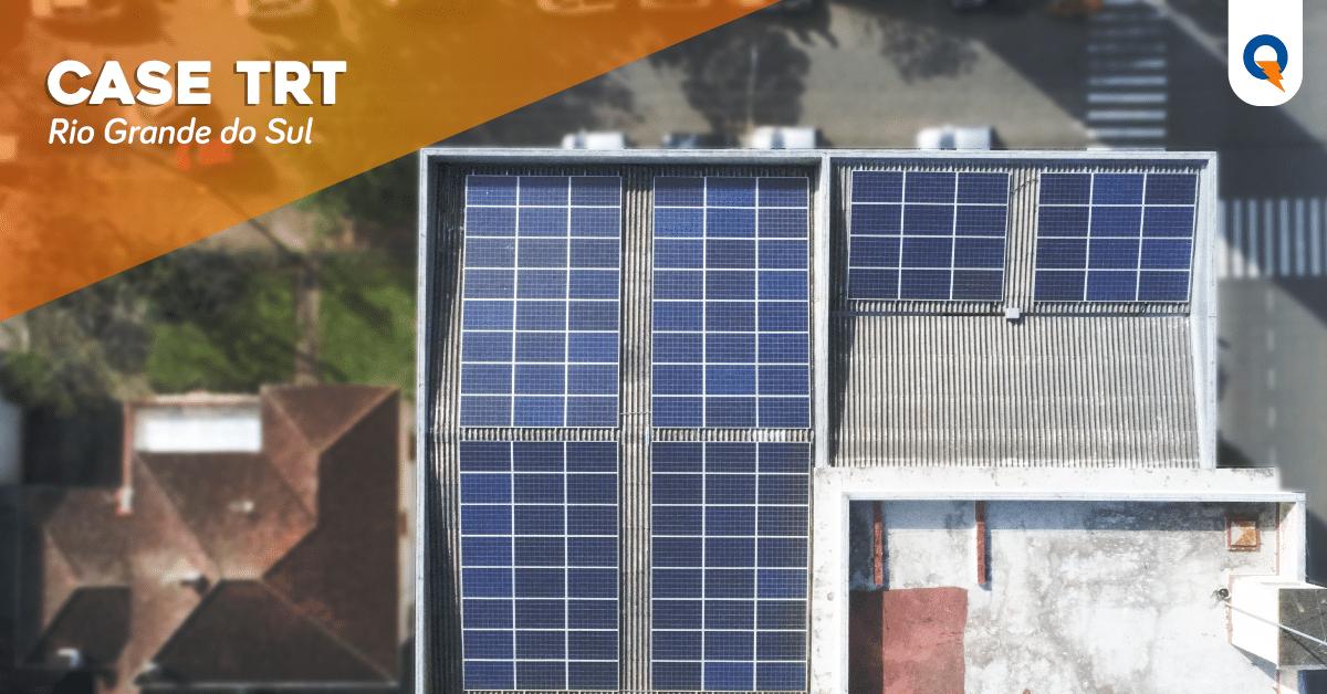 Energia solar em prédios públicos