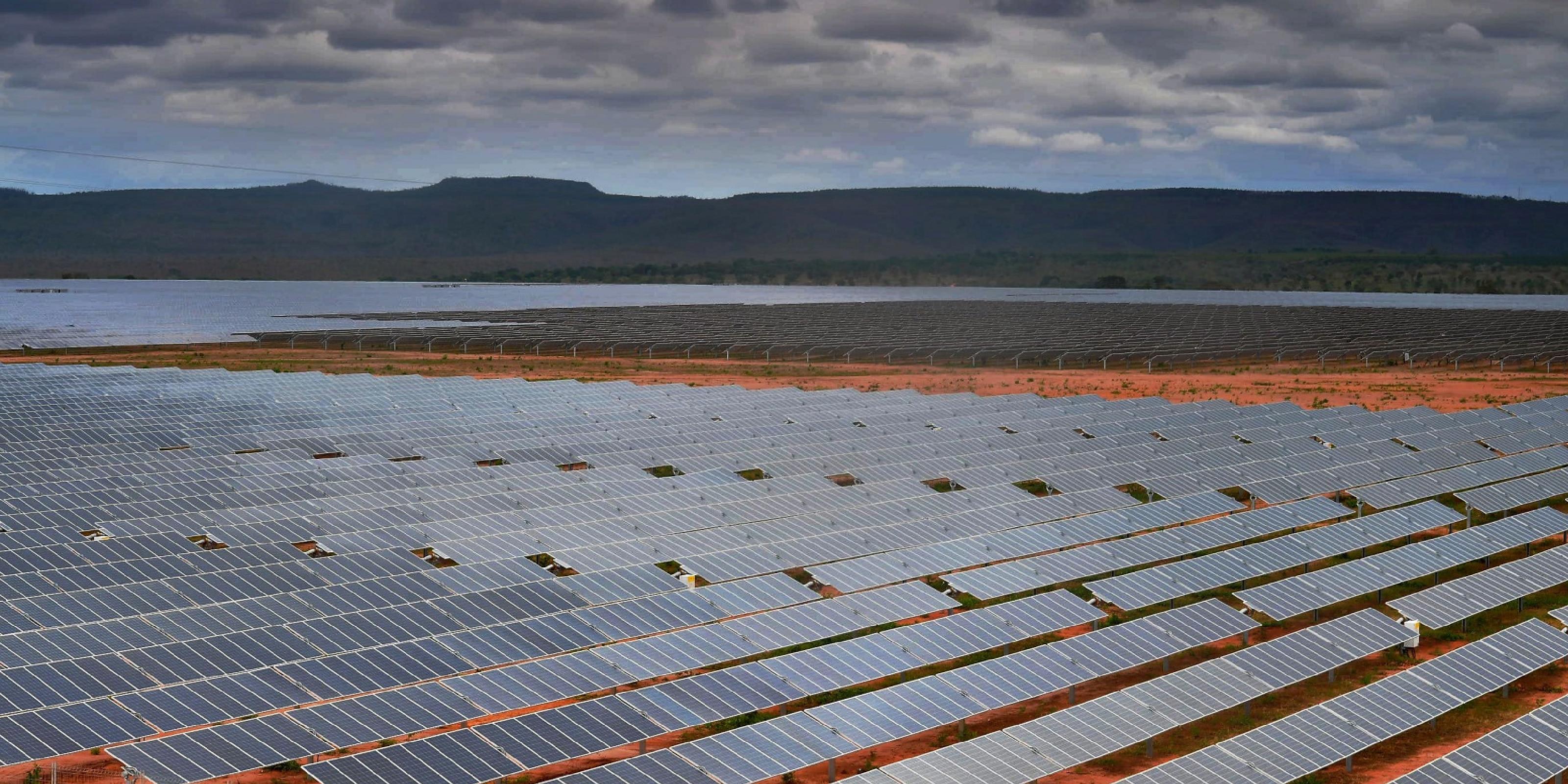 energia limpa renovável